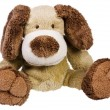 Stuffed dog toy — Stock Photo