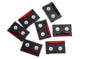 Video cassettes — Foto de Stock