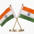 Stock Photo: Miniature Indiflags