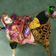 Traditional puppets, New Delhi — Stock Photo