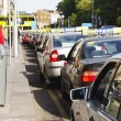 Traffic jam in a city — Stock Photo #33065753