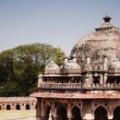 Dome of a tomb, Isa Khan's Tomb — Stock Photo