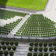 Rugby stadium, Aviva Stadium — Stock Photo