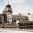 Stock Photo: GurudwarBanglSahib
