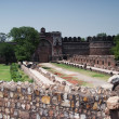 Stock Photo: Old Fort, Delhi, India