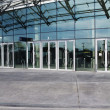 Entrance of Aviva Stadium — Stock Photo
