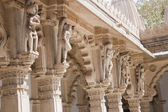 Swaminarayan Akshardham Temple — Stock Photo