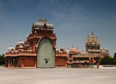 Chhatarpur Temple — Stock Photo