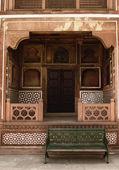 Tumba de itmad-ud-daulah — Fotografia Stock