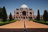 Humayun's Tomb, Delhi, India — Stock Photo