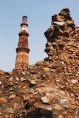 Qutub Minar — Stock Photo