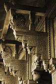 Agra Fort, Agra, Uttar Pradesh, India — Stock Photo