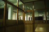 Interiors of an office building, Gurgaon — Stock Photo
