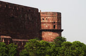 Agra Fort, Agra, Uttar Pradesh, India — Stock Photo
