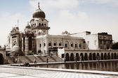 Gurudwara Bangla Sahib — Stock Photo