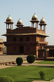 Diwan-I-Khas, Fatehpur Sikri, Agra, Uttar Pradesh — Stock Photo