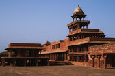 Panch Mahal, Fatehpur Sikri, Agra, Uttar Pradesh — Stock Photo