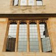 Building, Oxford University — Stok fotoğraf