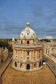 Radcliffe Camera, Oxford University — Stock Photo