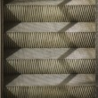 Steps of an escalator — Stock Photo