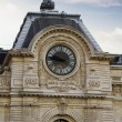 Paris Orleans Station Clock — Stock Photo