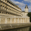 Luxembourg Palace — Stock Photo
