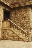Ruines d'un amphithéâtre — Photo