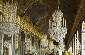 Hall Of Mirrors, Chateau de Versailles — Stok fotoğraf