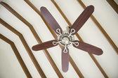 Ceiling fan — Stock Photo