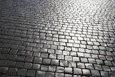 石畳の道 — ストック写真