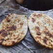 Indian breads — Stock Photo