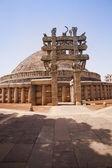 Veliký stupa — Stock fotografie