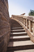 Ancient stupa at Sanchi — Foto Stock