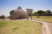 Ancient stupa at Sanchi — Foto de Stock