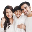 Happy family — Stock Photo #33138521