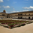Anguri Bagh at AgrFort, Agra — Stock Photo #33260389