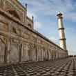 Taj Mahal, Agra — Stock Photo #33260463