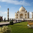 Taj Mahal, Agra — Stock Photo #33260713