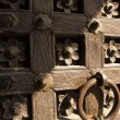 Detail of door, Jaisalmer Fort — Foto Stock #33260911