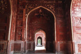Archway of the Taj Mahal — Stock Photo