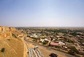 Jaisalmer Fort — Stock Photo