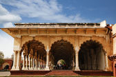 Diwan-E-Aam at Agra Fort — Stock Photo