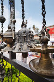 Antique bell, Mount Abu — Stock Photo