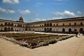 Anguri Bagh at Agra Fort, Agra — Stock Photo