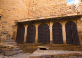 Ruines d'un fort, le fort de jaisalmer — Photo