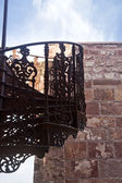 Staircase at a fort, Meherangarh Fort — Stock Photo