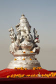 Statue of Lord Ganesha a Hindu God — Stock Photo