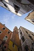 Buildings, Venice — Stock Photo