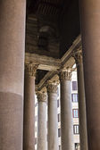 Bernini's Column — Stock Photo