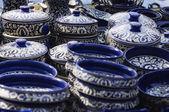 Pots décorés — Photo